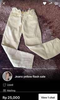 Sale Jeans Anak cuma 17.500
