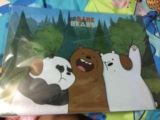 We bare bears file