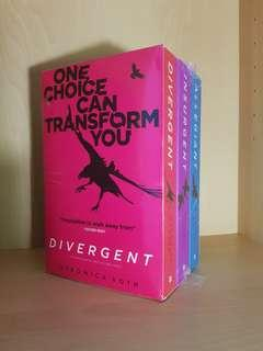 Divergent Series (Sealed)