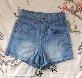 Cotton on 女裝牛仔短褲