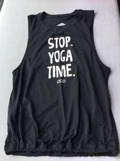 🚚 Yoga tank