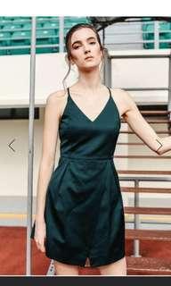 🚚 BNWOT Fashmob Crisscross back dress