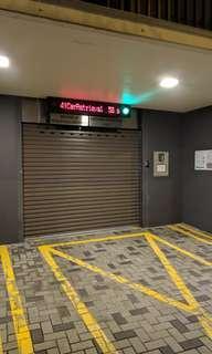 🚚 Carpark car parking lot /  space