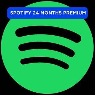 Spotify Premium Account 2mos/6mos/1year/2years