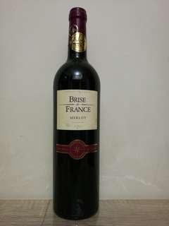 法國 BRISE DE FRANCE 2009 梅鹿紅酒