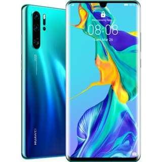 **New** Sealed Box Huawei P30 Pro 256GB (Aurora)
