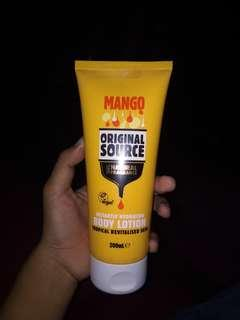 Original Source Body Lotion