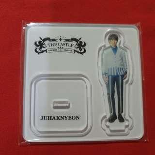 [WTS] THE BOYZ JUHAKNYEON ACRYLIC STAND - THE CASTLE FANCON OFFICIAL MERCHANDISE