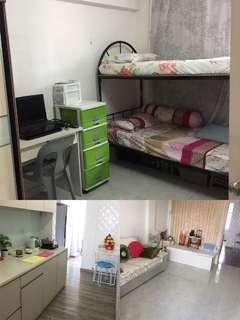 Room for rent @ blk 32 Jalan Bahagia