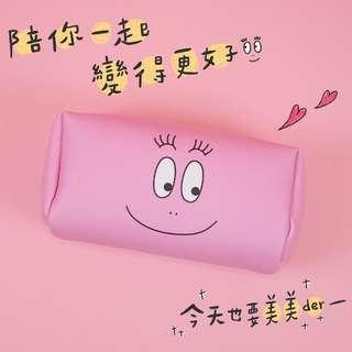 🚚 泡泡先生 化妝包 筆袋 收納包 💗