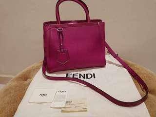 98fa27e5af35 Fendi 2Jours Bag Authentic