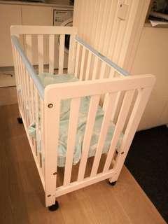 BB 床 嬰兒床 c-max