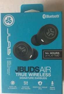 預計4/30到貨請直接下單預購,全新美國原裝Jlab juds air 真無線藍芽運動耳機
