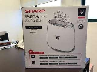 Sharp Air Purifier FP-J30L-A