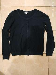 Black Cardigan h&m original