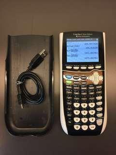Texas Instruments TI-84 Plus C Silver Edition Graphic Calculator