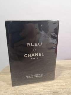 🚚 Chanel Bleu 100ml EDP