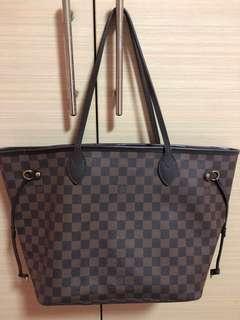 🚚 Louis Vuitton Neverfull MM