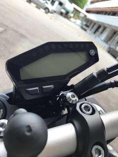 MT-09 FZ09 Speedometer Screen Protector