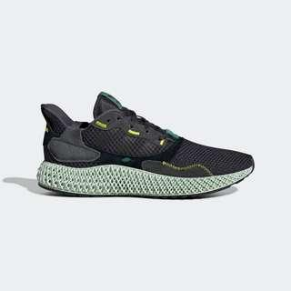 Authentic Adidas ZX4000 4D Carbon