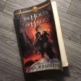 The House of Hades - Rick Riordan