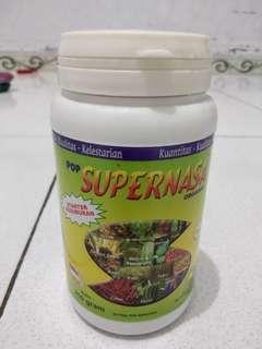 Pupuk Organik SUPERNASA 250 gr, Original produk NASA