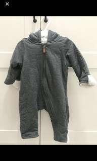 H&M Baby Winter Jumpsuit