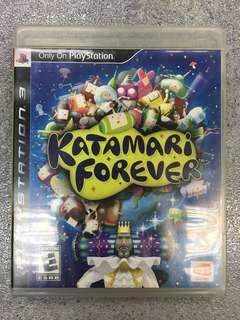PS3 game Katamari Forever 塊魂