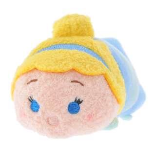 [日本迪士尼商店代購] tsum tsum 公主系列--灰姑娘、仙杜瑞拉、辛蒂瑞拉 (免運)