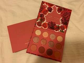 Colourpop eyeshadow palette SHE
