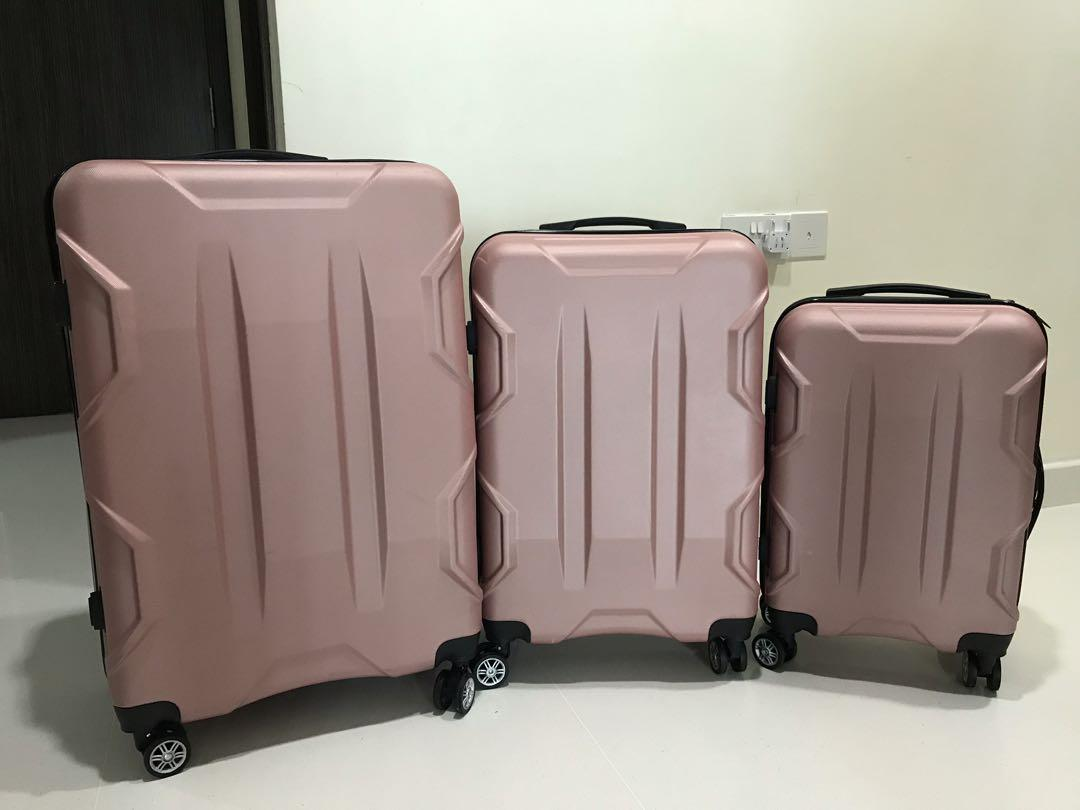 28inch +24inch+20inch 3in1 luggage