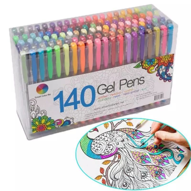 48pcs Gel Pens, Books & Stationery, Stationery on Carousell