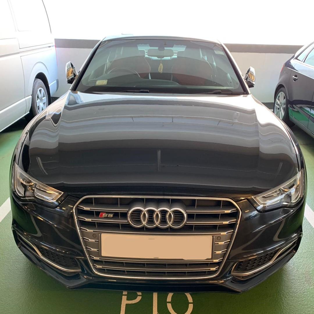 AUDI S5 4.2 QUATTRO 2009