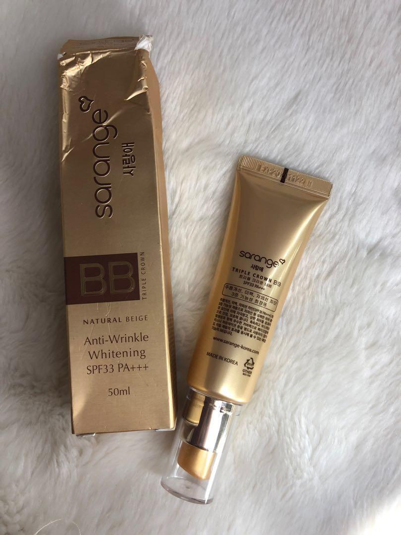 Bb Cream sarange