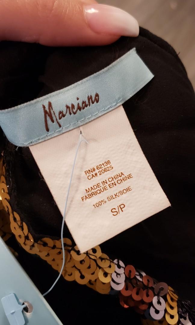 BRAND NEW MARCIANO CHEETAH PRINT MINI DRESS