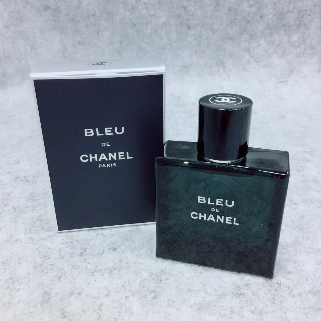 Chanel 男士香水 BLEU 蔚藍男士香水淡香水 EDT 50ml