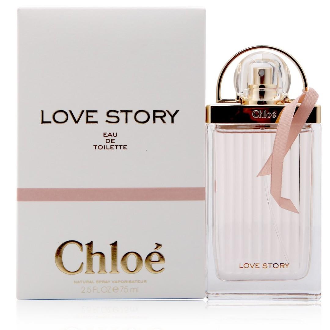 Story De Love BeautyPerfumes Eau Chloé Toilette75mlHealthamp; c1TJ3FlK