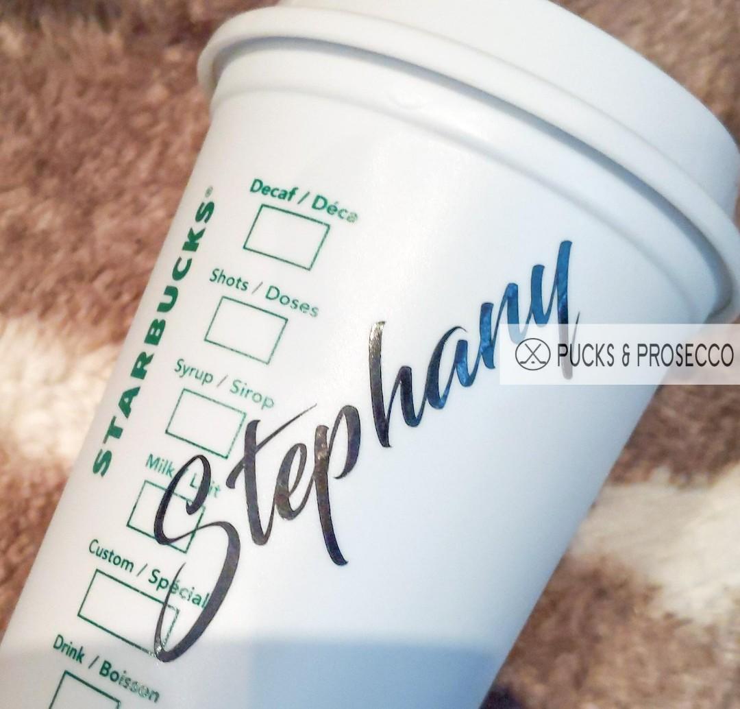 Dance Mom Custome Starbucks Travel Cup