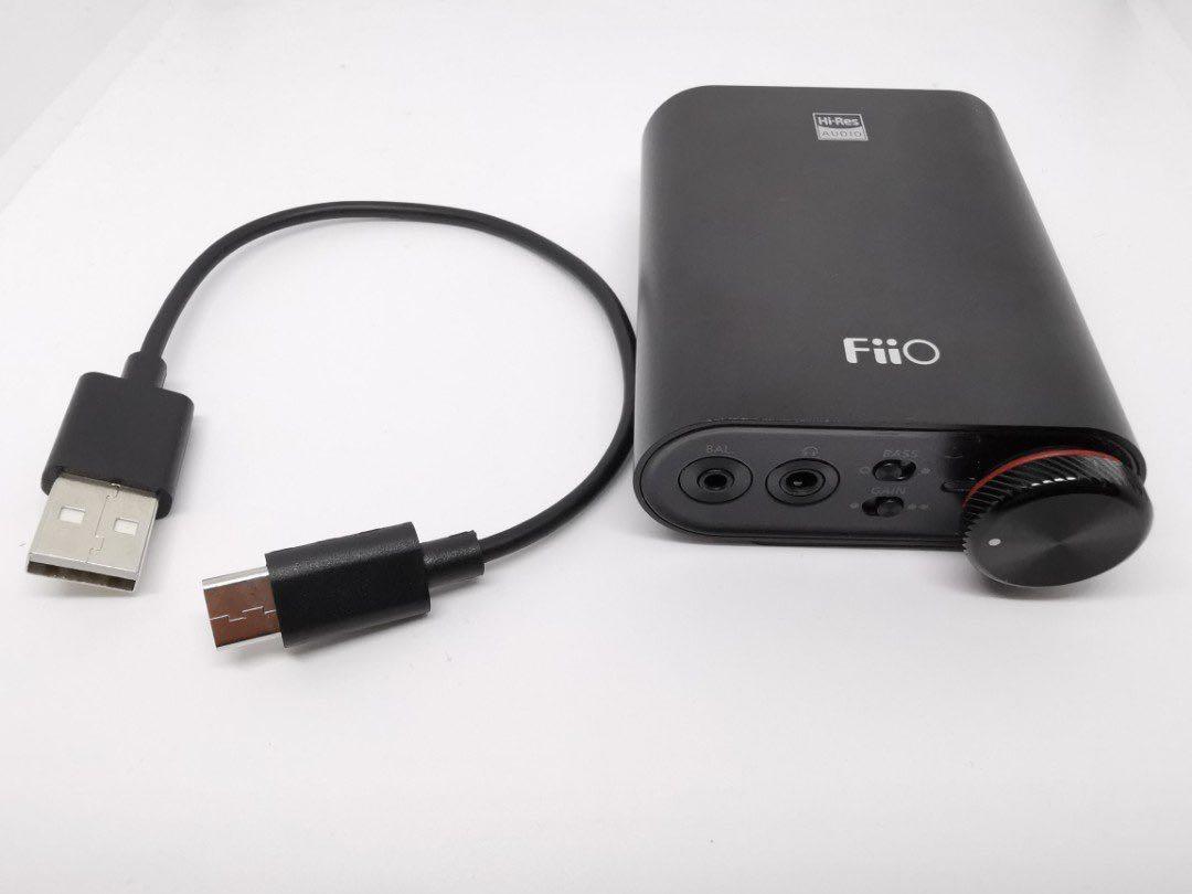 Fiio K3 Desktop Amp, Electronics, Audio on Carousell