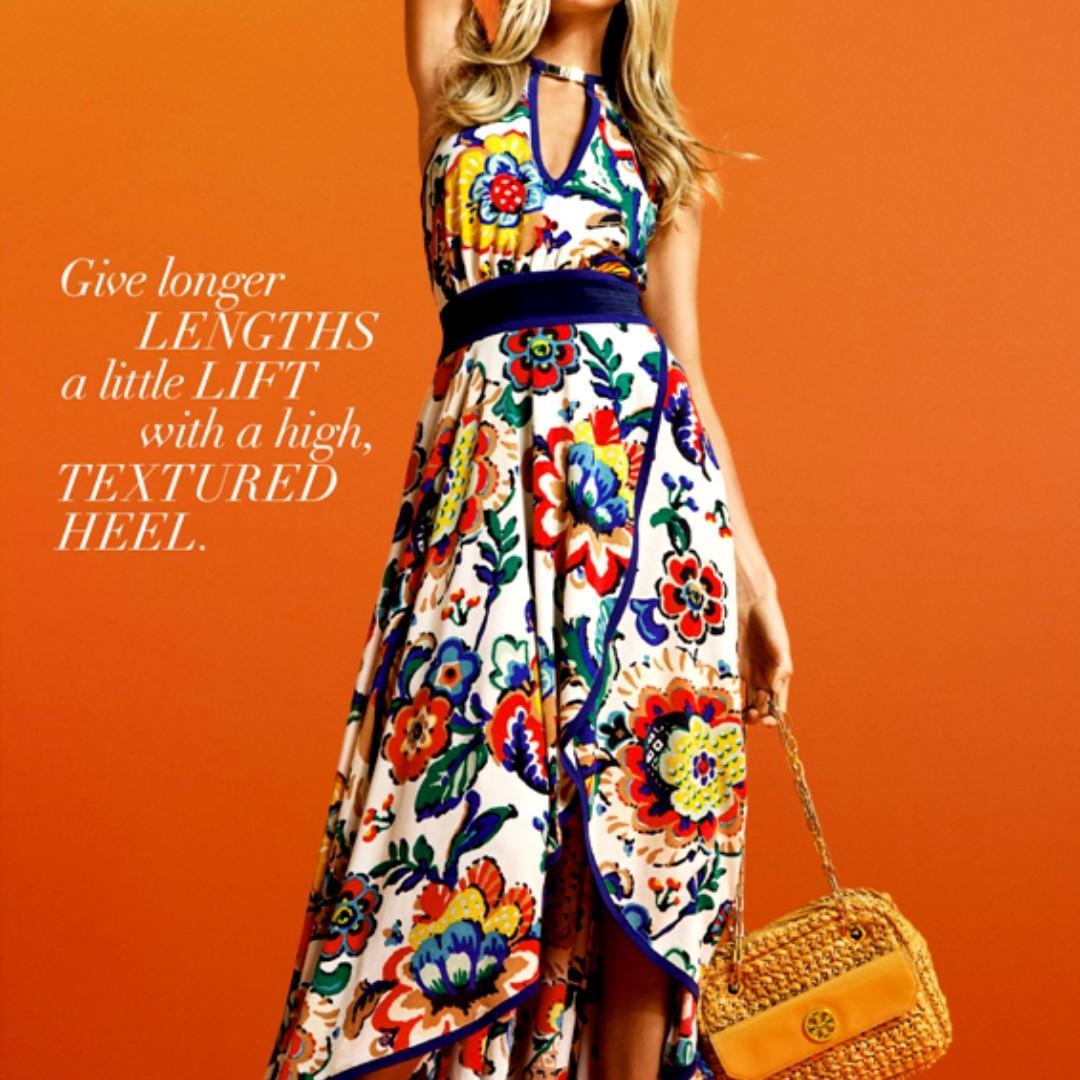 Gorgeous eye-catching BRAND NEW Tory Burch Dress on Sale!!