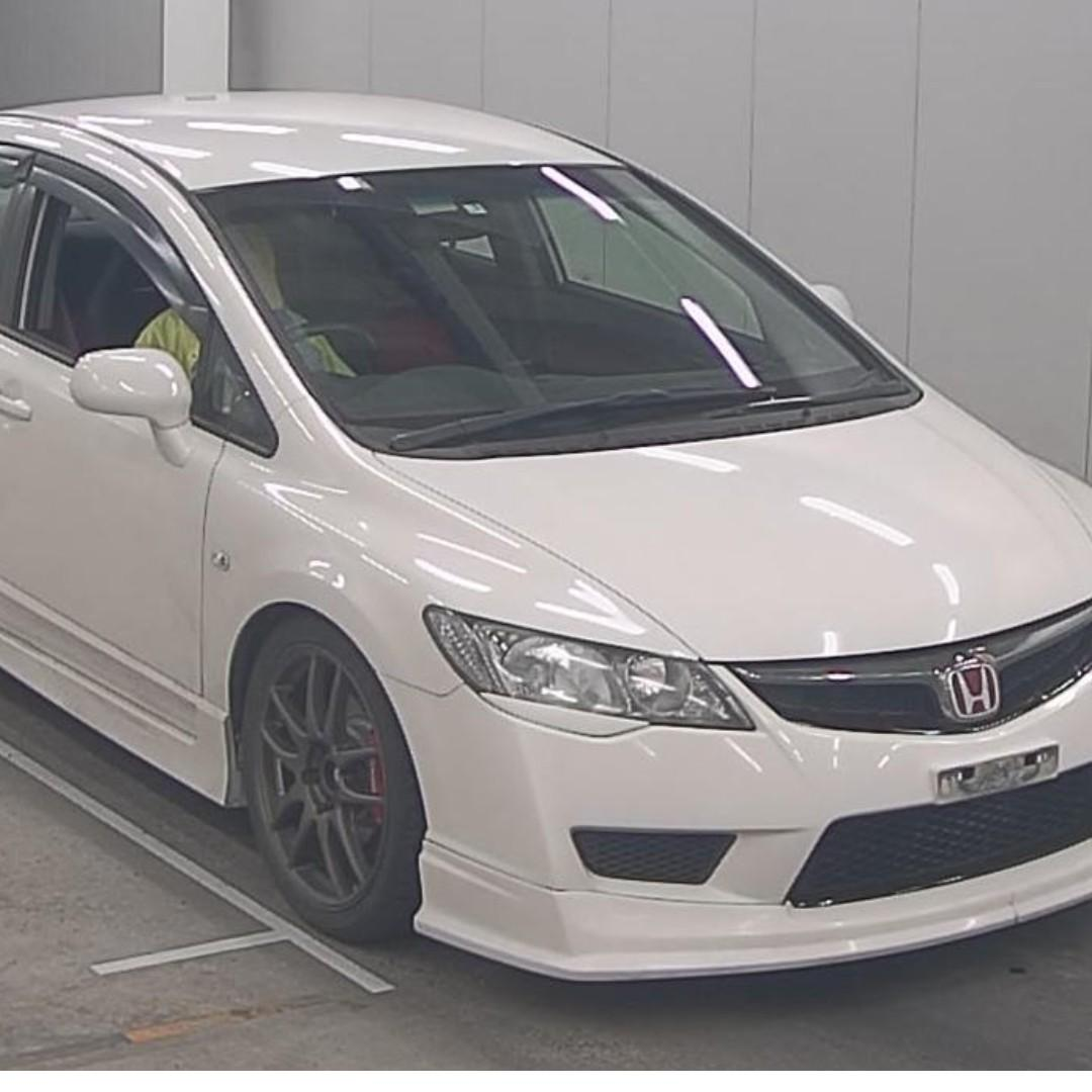 HONDA CIVIC TYPE-R 2010