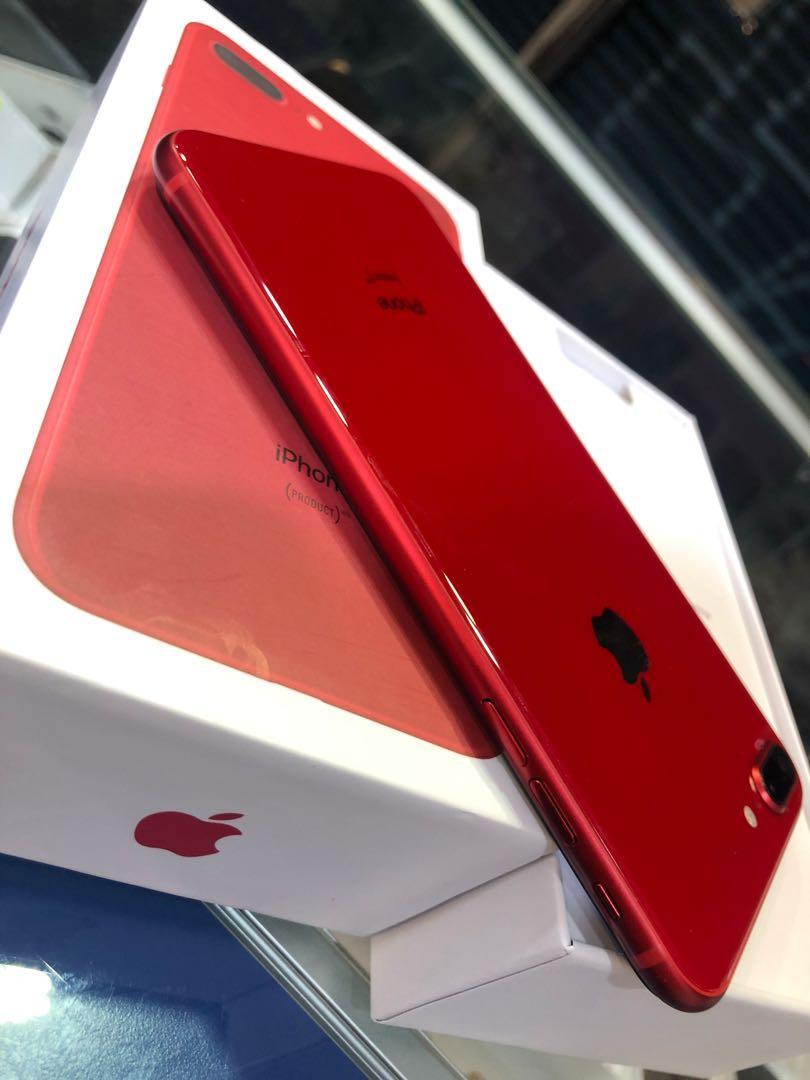 Iphone8 plus 64Gb RED