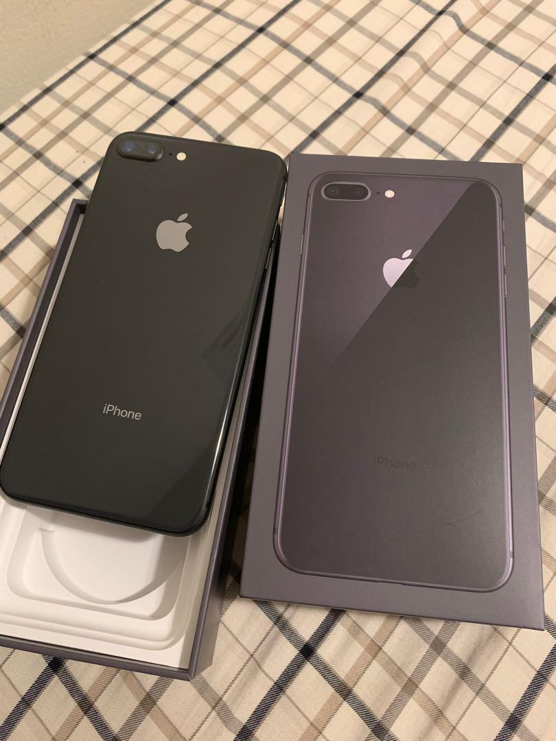 Iphone 8 Plus Black (64gb) - Unlocked