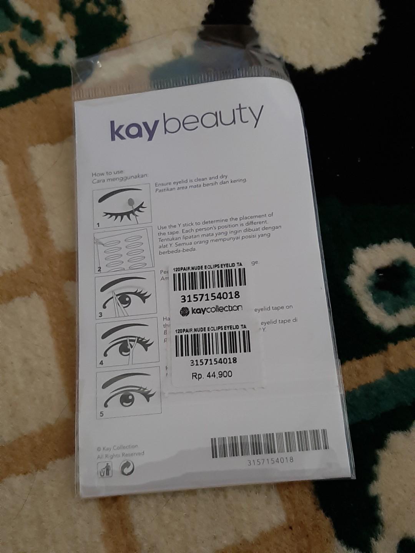 Kay Beauty Nude Eclipse Eyelid