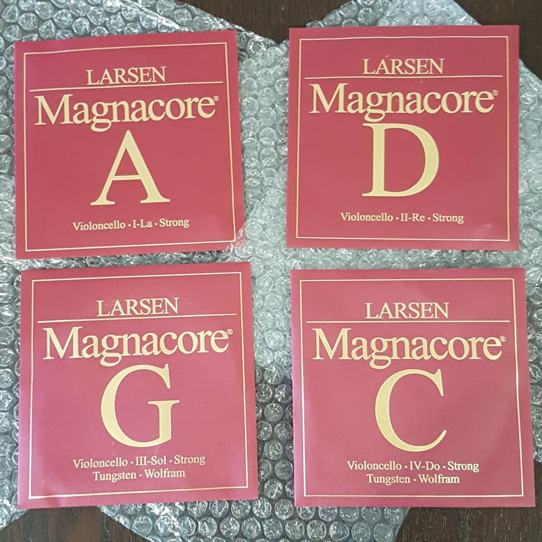 Larsen Magnacore Violoncello 4/4 (Full Set) - Strong