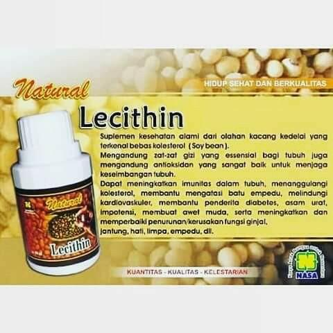 LECITH BESAR Original NASA 500 ml