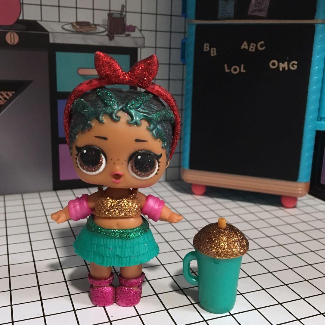 New Lol Surprise Glam Glitter Coconut Qt Duplicate Other Dolls