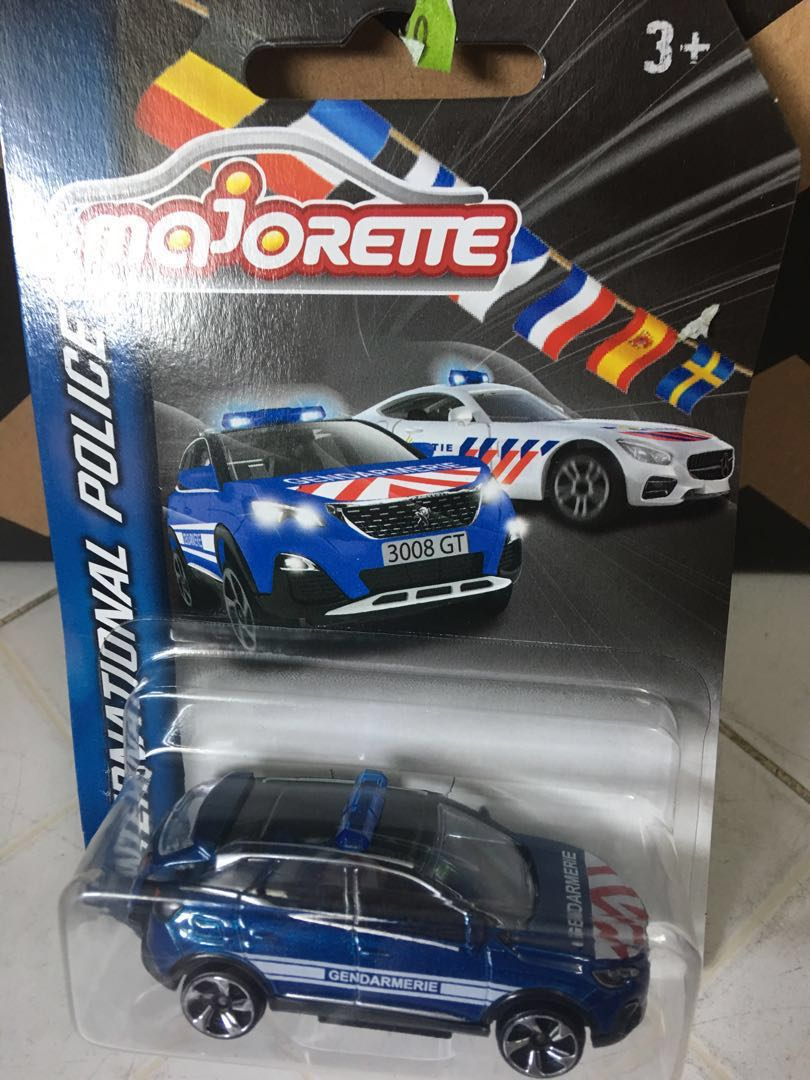 Majorette France Police Car Toys Games Others On Carousell