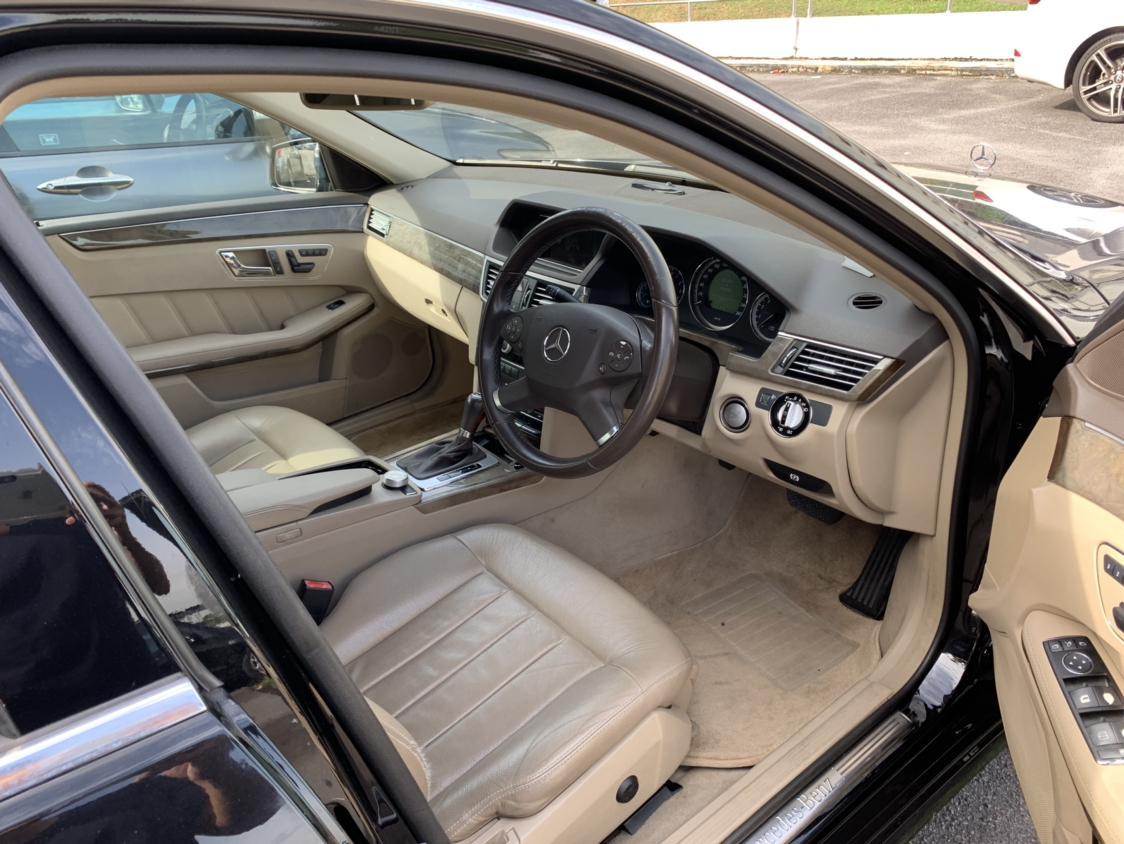 Mercedes-Benz E-Class E250 Saloon Auto