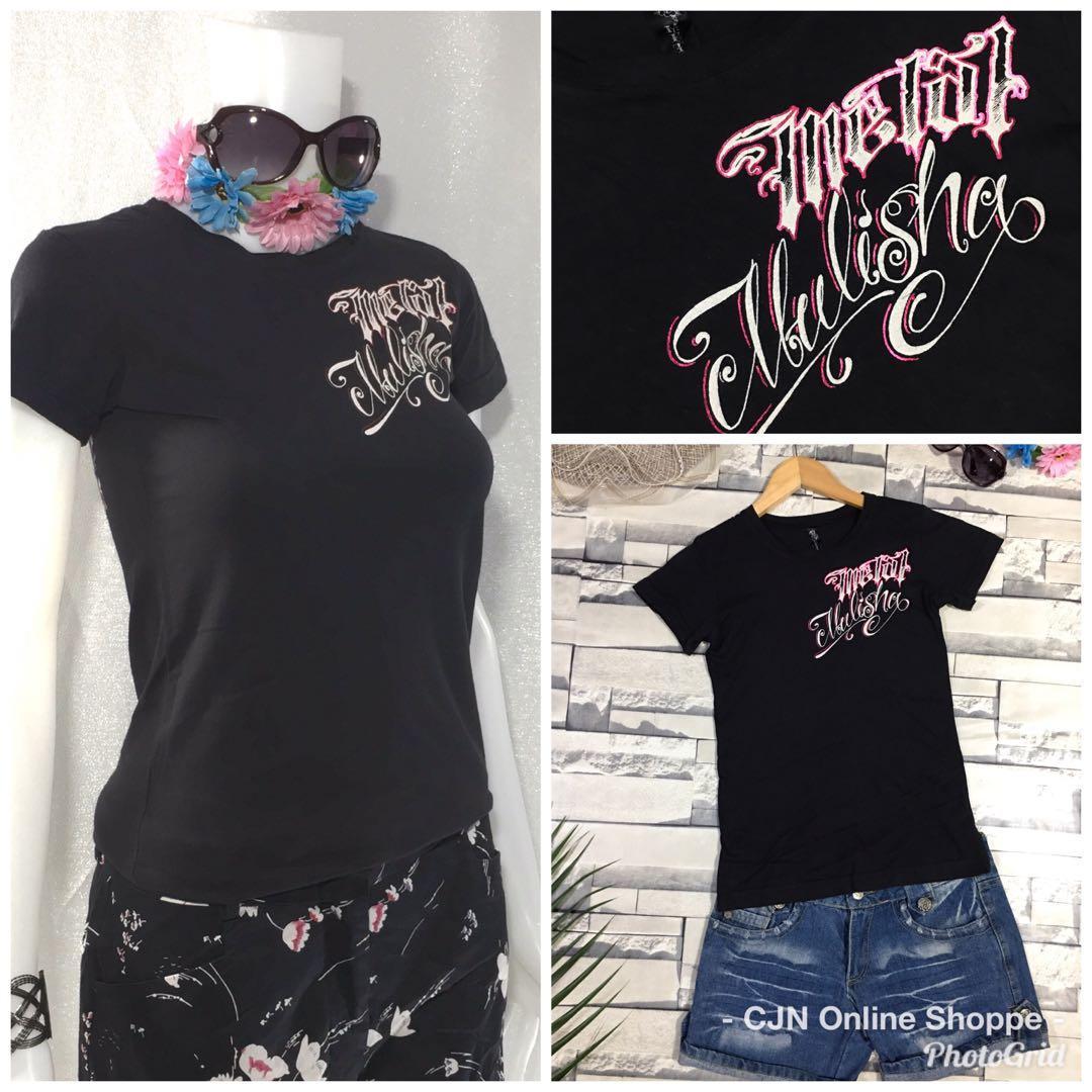 Metal Mulisha Womens Tshirt on Carousell